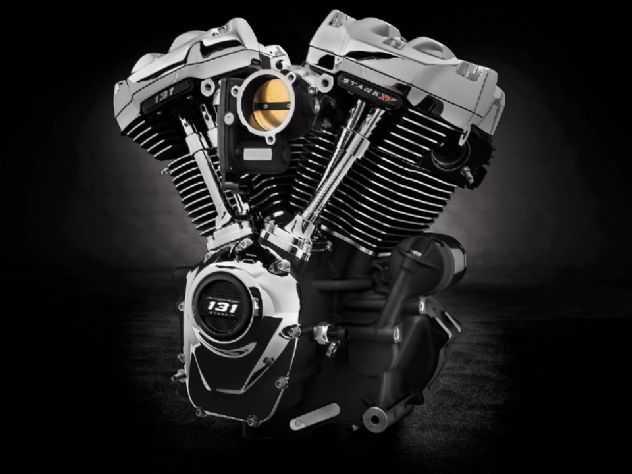Com 2,1 litros, Harley-Davidson mostra o maior motor de sua história