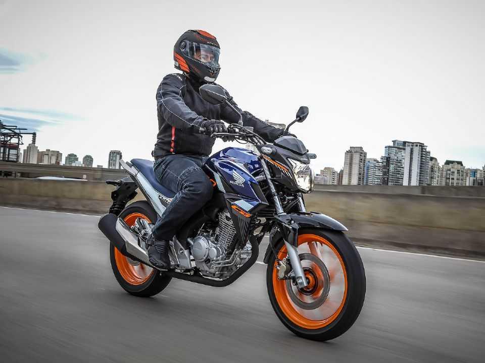 Honda CB250F Twister SE