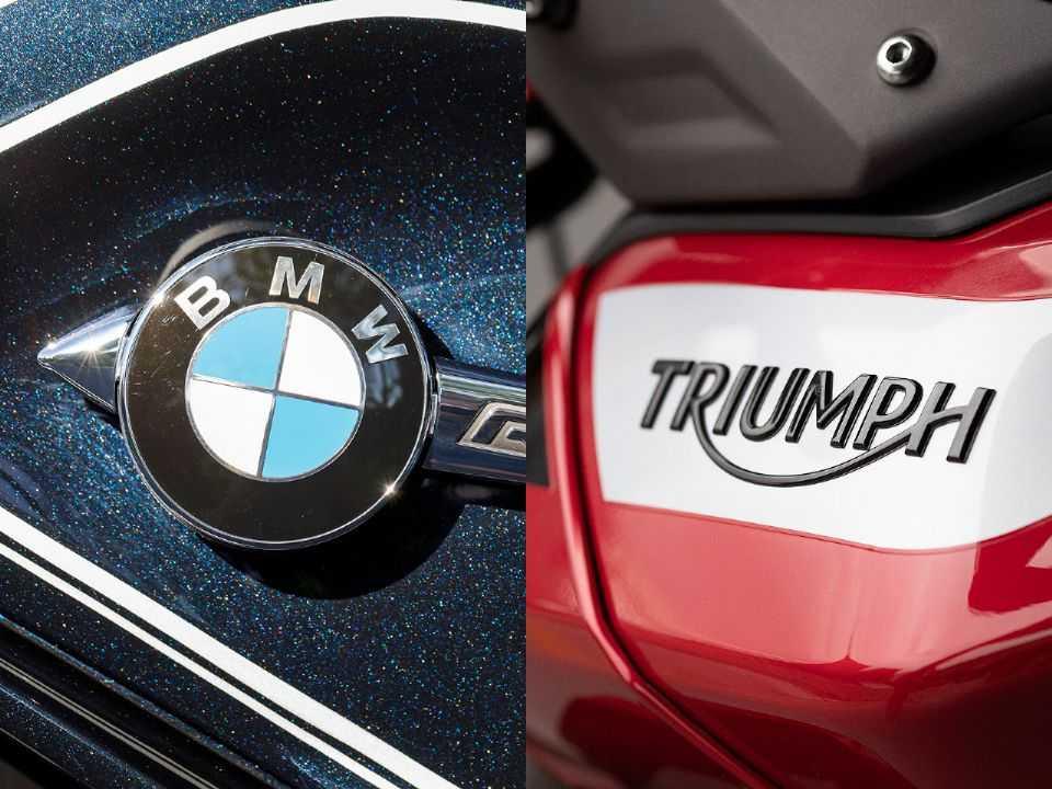BMW e Triumph: boa disputa no segmento de bigtrails no Brasil