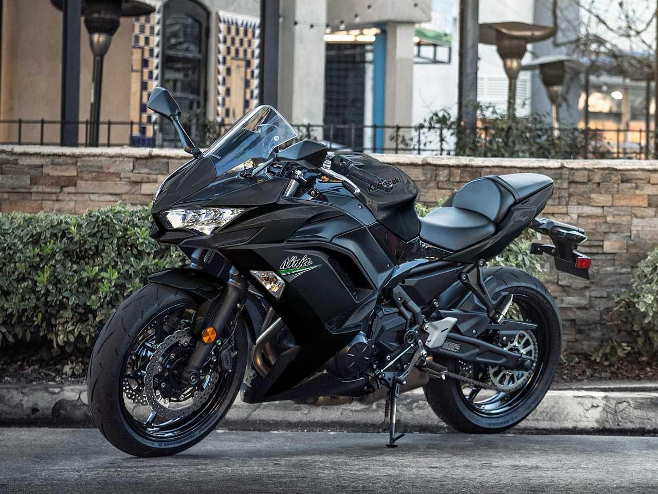 Kawasaki Ninja 650 se convierte en el arma letal de la