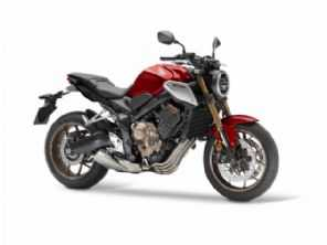Honda CB 650R passa por atualizações na Europa