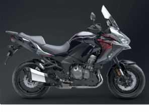 Em vez da Ninja ZX-10R, Kawasaki revela a Versys 1000 S