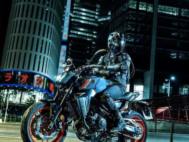 Nova Yamaha MT-09 2021 é lançada na Europa