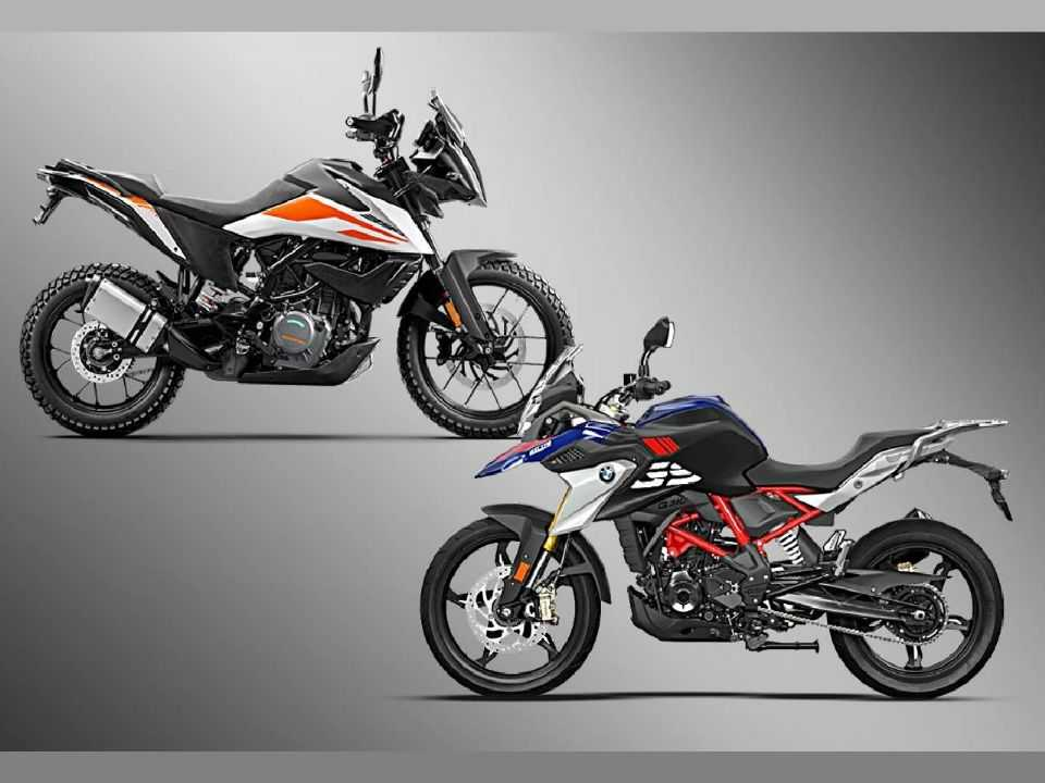 KTM Adventure 390 ou BMW G 310 GS?