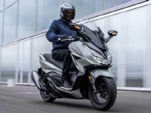 Novo Honda Forza 350 chega ao Brasil em 2021