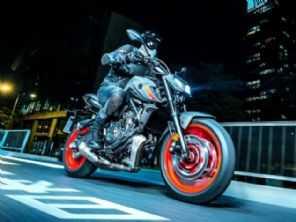 Nova Yamaha MT-07 2021 é lançada