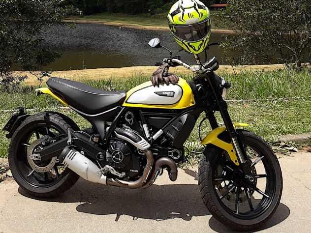 Avaliação: Scrambler Ducati, a X-Tudo