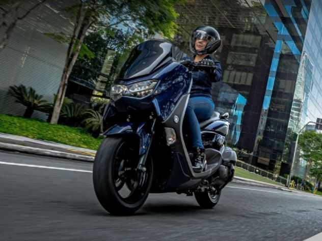 À espera do Honda ADV 150, mercado de scooters também cai