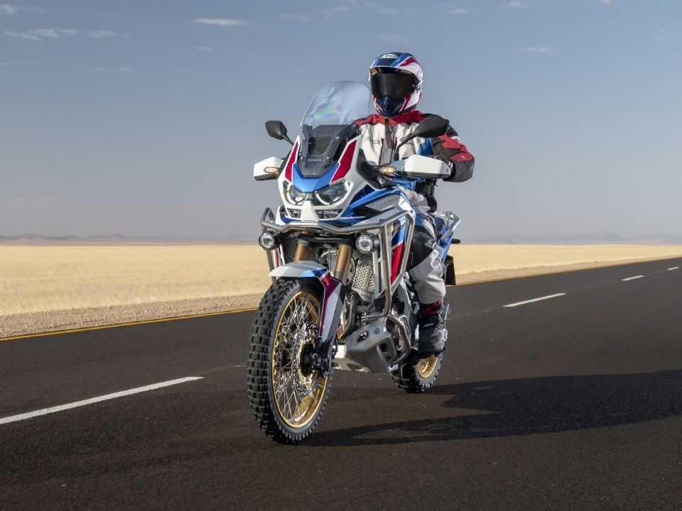 Honda CRF 1000L Africa Twin 2021
