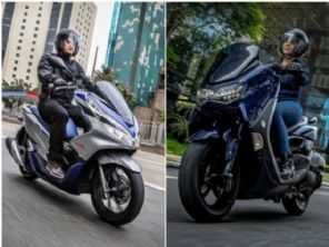 NMax supera PCX entre as motos mais vendidas de janeiro