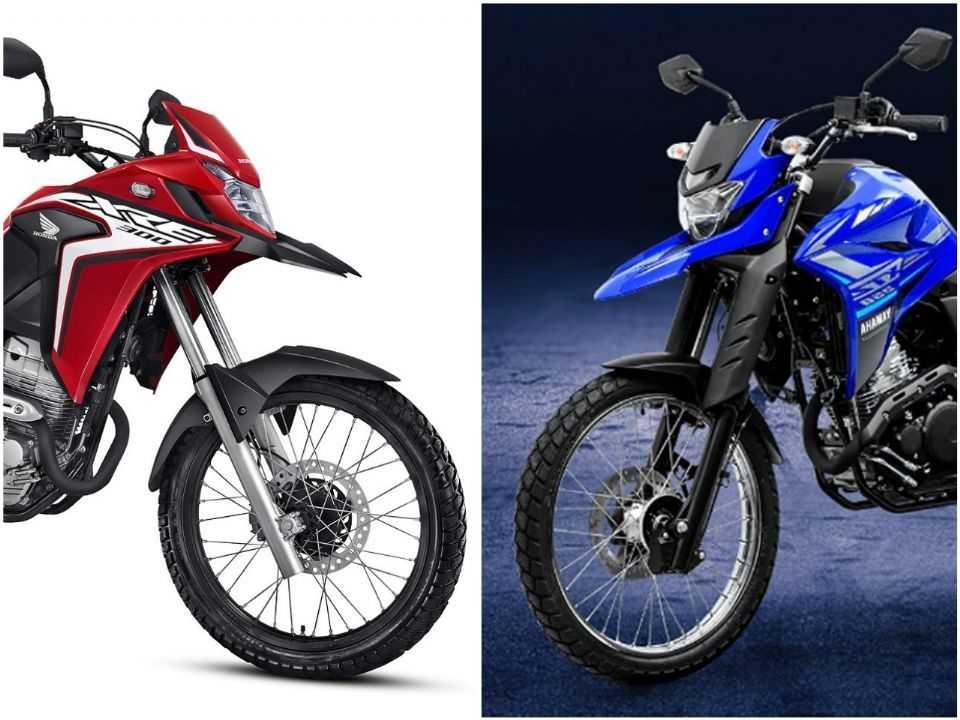 Honda XRE 300 ou Yamaha Lander 250?
