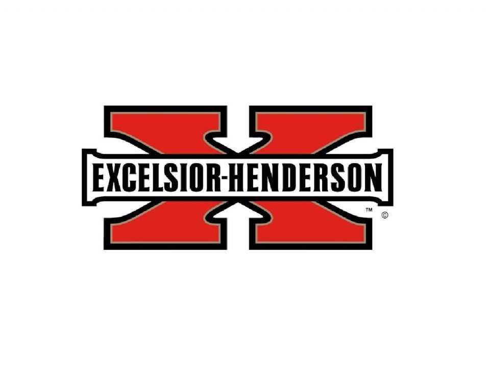Logotipo da Excelsior-Henderson