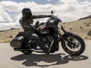 Teste: Harley-Davidson Sport Glide