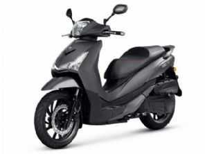 Novo scooter da Dafra vai chegar antes do previsto ao Brasil