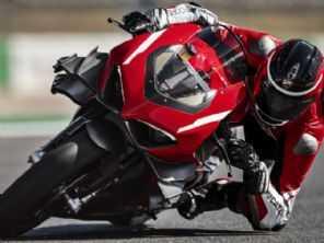 Oficial: Ducati revela a Panigale V4 Superleggera