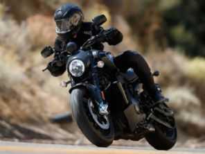 Harley-Davidson pode ter esportiva nos planos