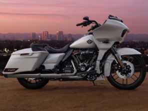 Road Glide completa a família CVO da Harley-Davidson