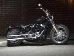 Harley-Davidson pode trazer a Softail Standard de volta