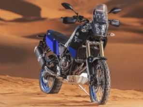Yamaha deve lançar mais uma versão para a nova Ténéré 700