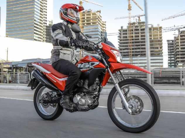 Honda inicia vendas da Bros 160 Special Edition