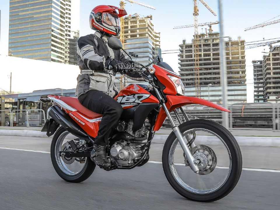 Honda NXR 160 Bros Special Edition