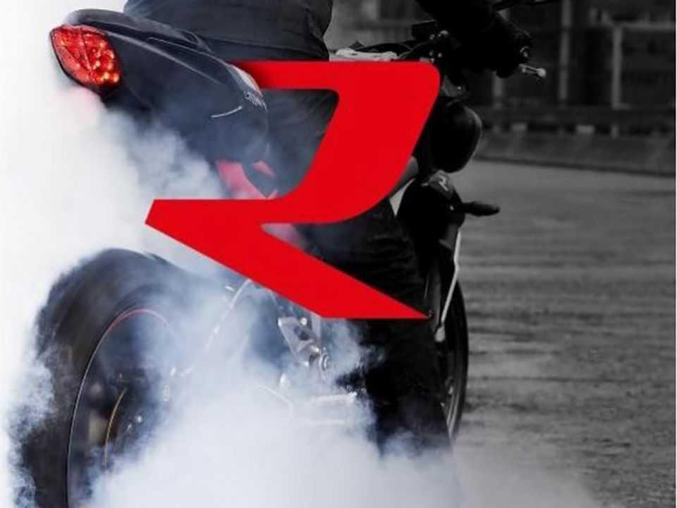 Primeiro teaser oficial da Triumph Street Triple R