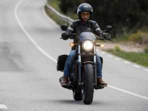 Honda Rebel pode ganhar motor da Africa Twin
