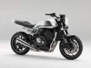 Aos 60 anos, família Honda CB ganha moto conceito