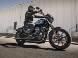 Teste: Harley-Davidson Iron 1200 2020