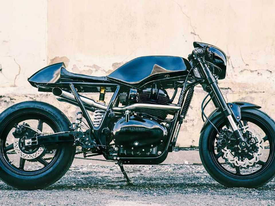 Royal Raven Continental GT 650 Cafe Racer