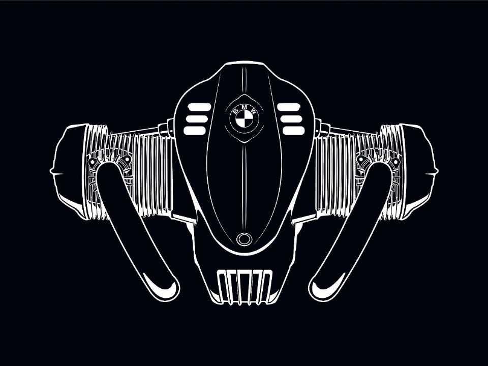 BMW R 18 de produção será revelada em abril
