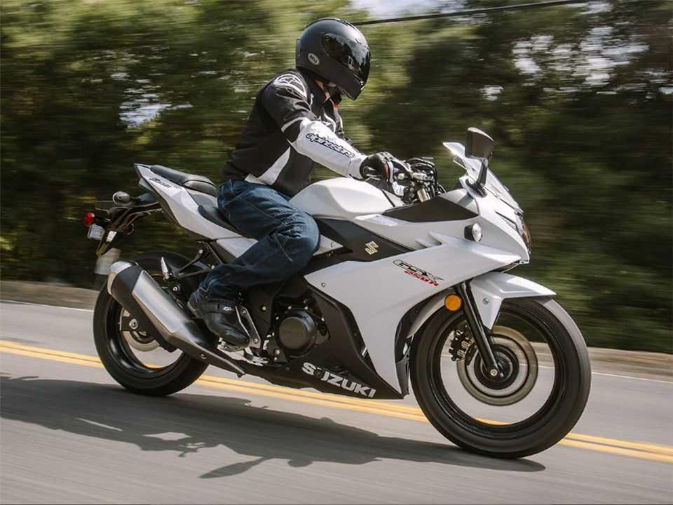 Suzuki GSX250R