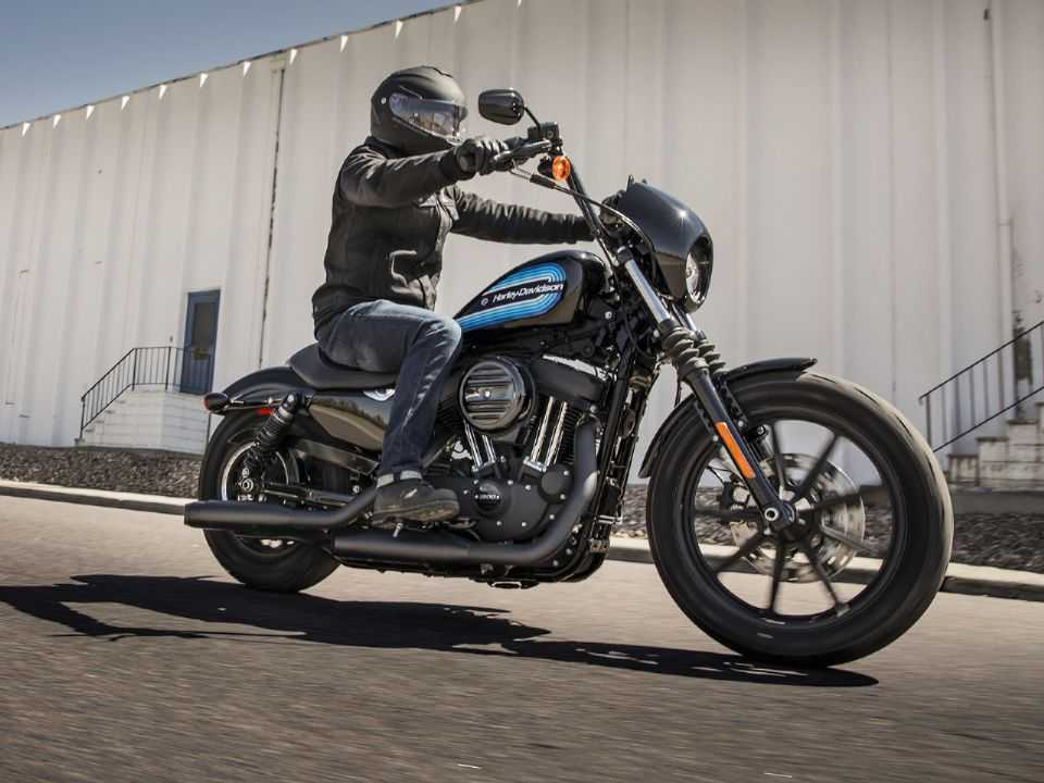 Harley-Davidson Iron 1200 2020