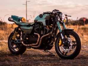 Harley revela ganhador de concurso de customização