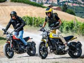 Ducati inicia pré-venda da Scrambler Icon no Brasil