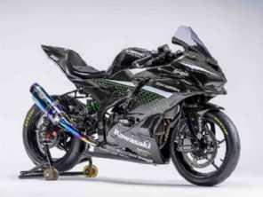 Kawasaki Ninja ZX-25R vai virar moto de corrida