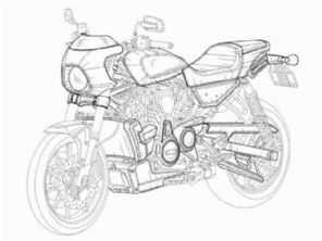 Harley-Davidson registra mais duas novas motos