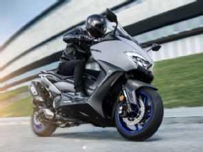 Yamaha define preço da nova TMax 560 na Europa