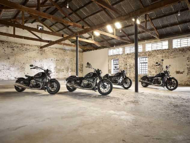 BMW apresentará mais 5 motos clássicas em breve