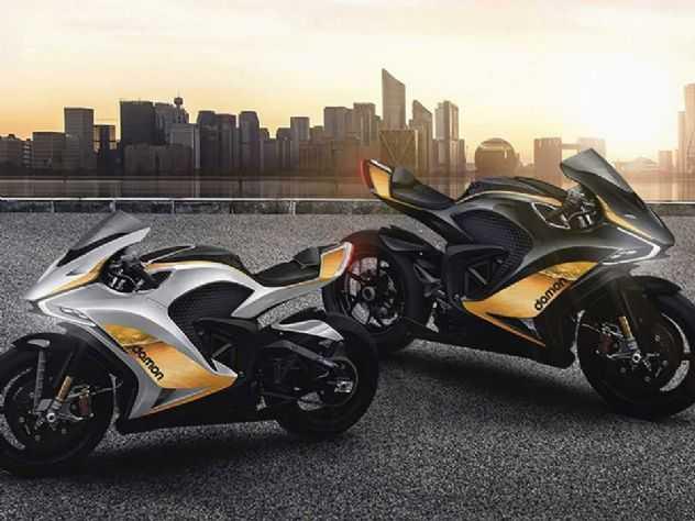 Damon Hypersports, a moto ''anti-acidentes'', ganha mais versões