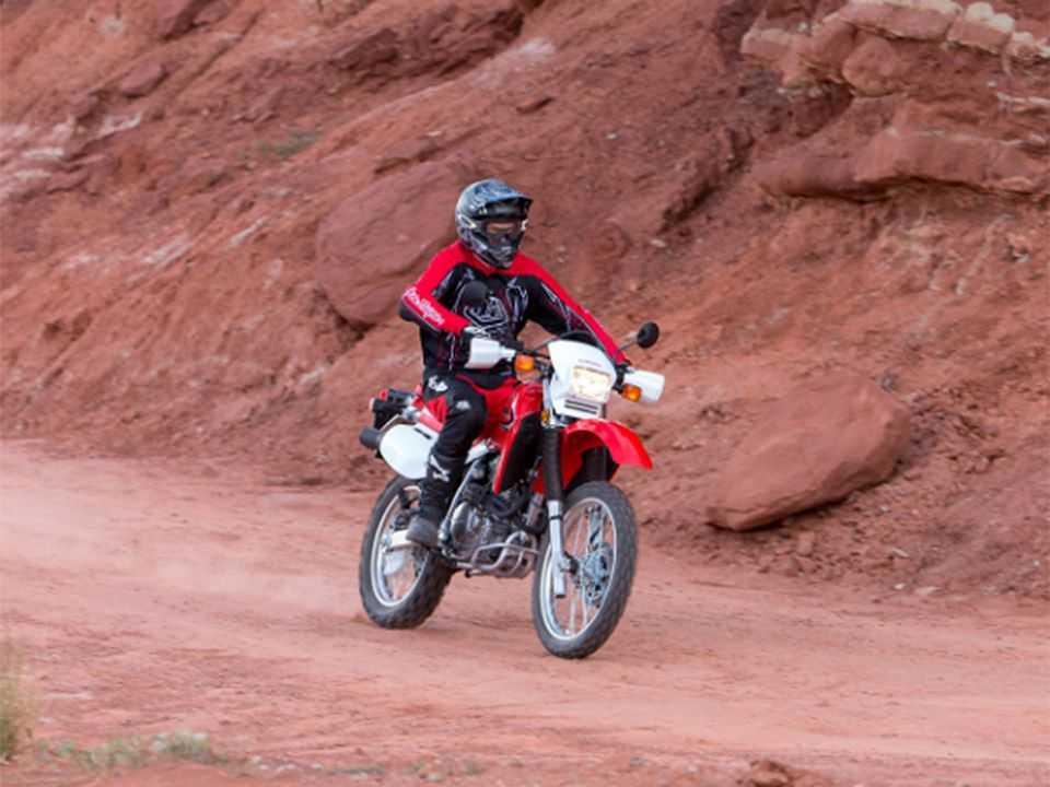 Honda XR650L 2020