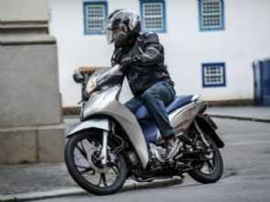 Honda Biz surpreende com menor queda nas vendas durante a pandemia