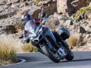 Ducati anuncia novidades para a Multistrada no Brasil