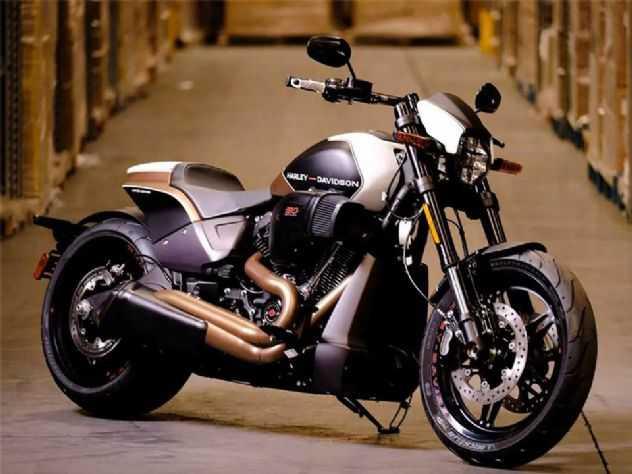 Harley-Davidson FXDR 114 ganha série especial