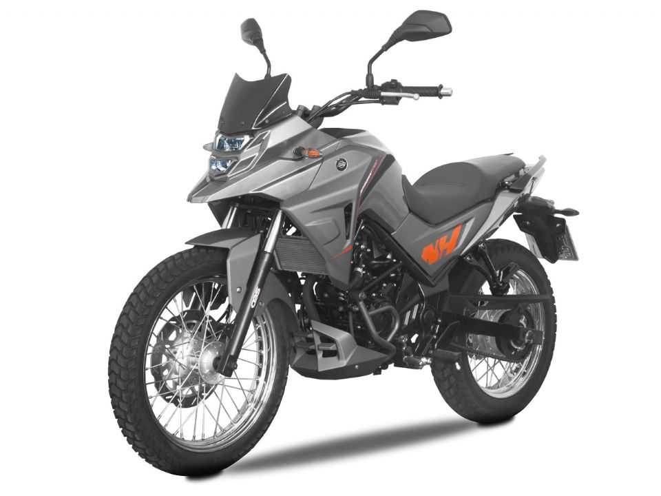 Dafra NH 190 2020