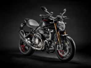 Ducati Monster 1200S ganha nova opção Black