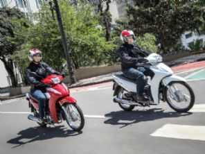 Honda Biz: o que a 110 tem a mais que a 125?