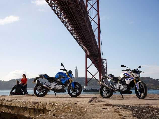 BMW passa a oferecer motos seminovas com garantia