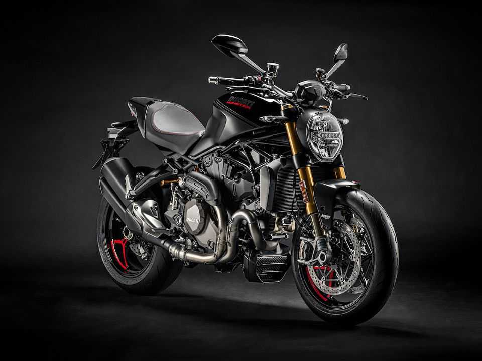 Ducati Monster 1200 S Black