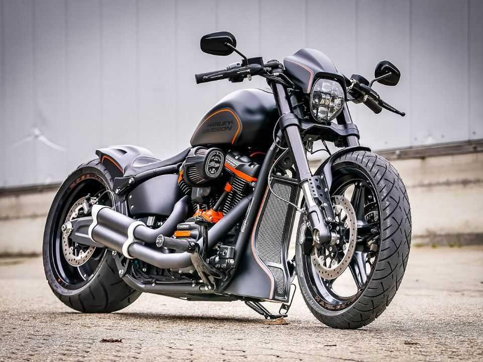 Thunderbike Harley-Davidson Softail FXDR